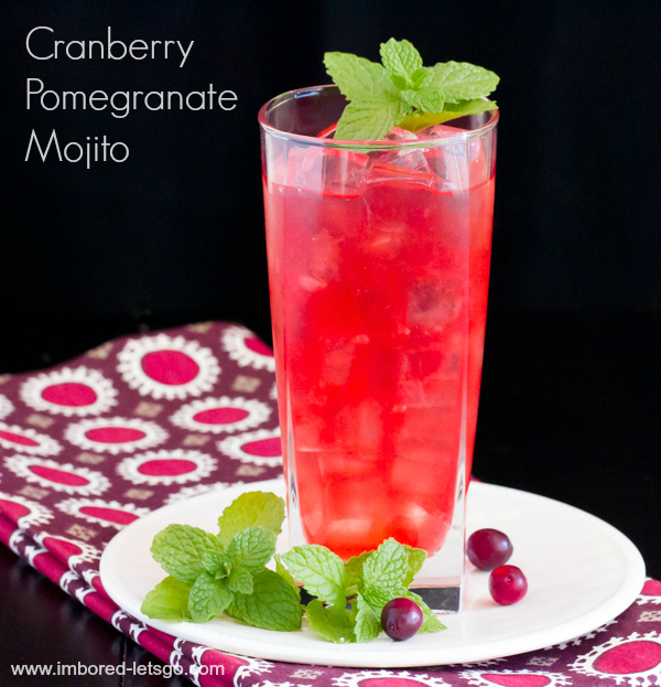 Cranberry Mojito Recipes — Dishmaps
