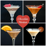 4 delicious Chocolate Martinis for Valentine's Day…or any day!