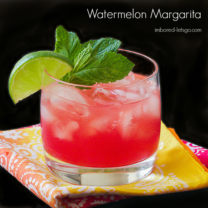 Watermelon Margarita - I'm Bored, Let's Go...