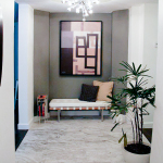Condo Foyer After