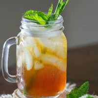 Bourbon Ice Tea