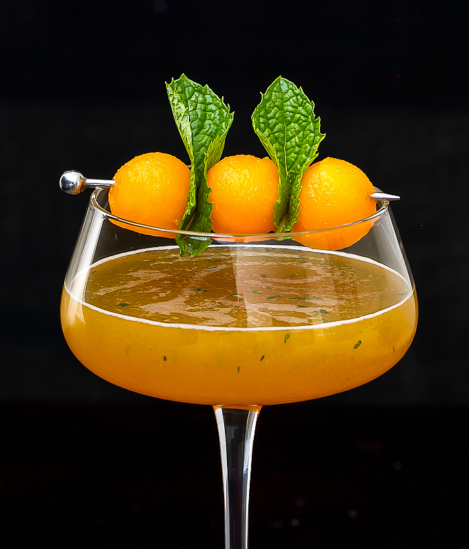 Cantaloupe Martini - I'm Bored, Let's Go...